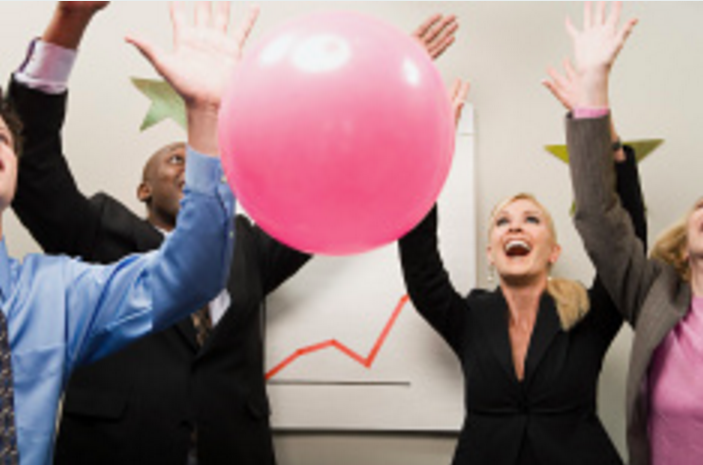 Balloon Twisting is a great spark for any corporate event.