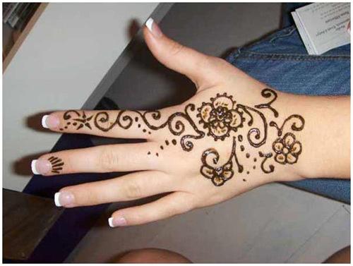 Top Ten Henna Tattoo Designs Best Face Painter